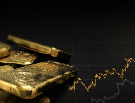 Rise in gold prices
