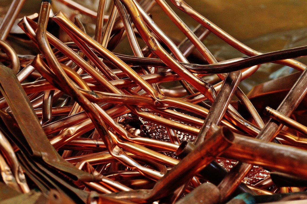 Copper futures
