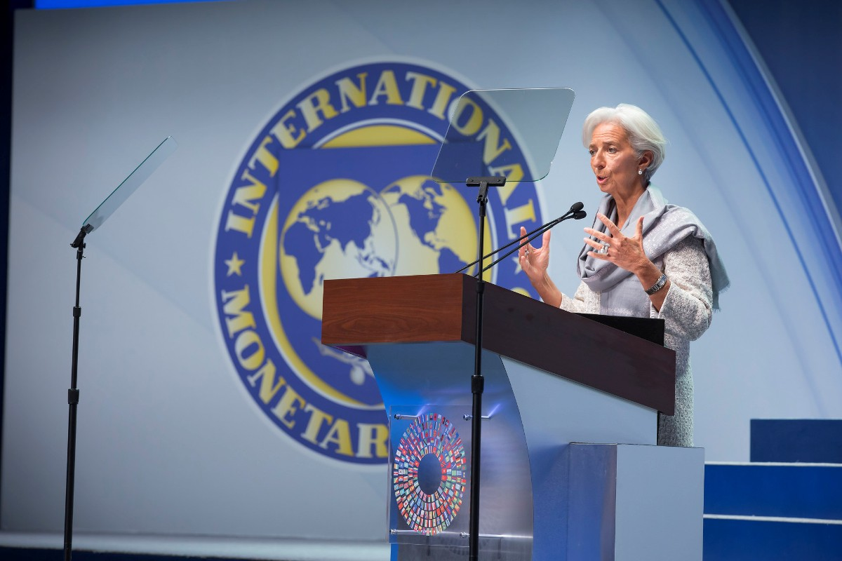 IMF Outlook
