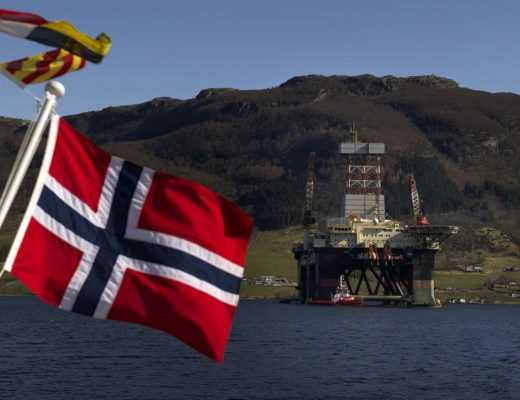 Norwegian oil