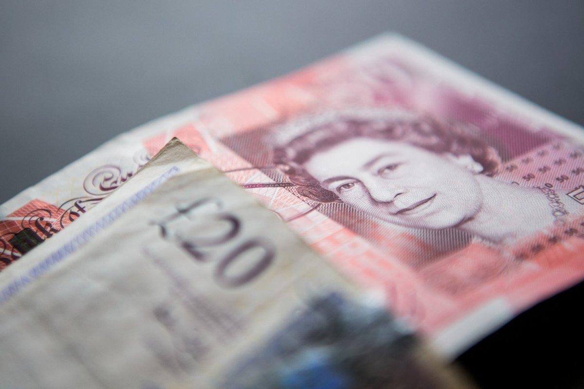 value of the British pound