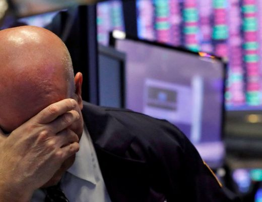when the stock market goes down