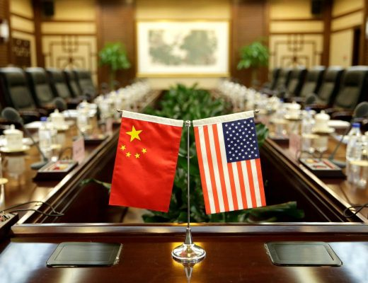 Negotiations between the U.S. and China