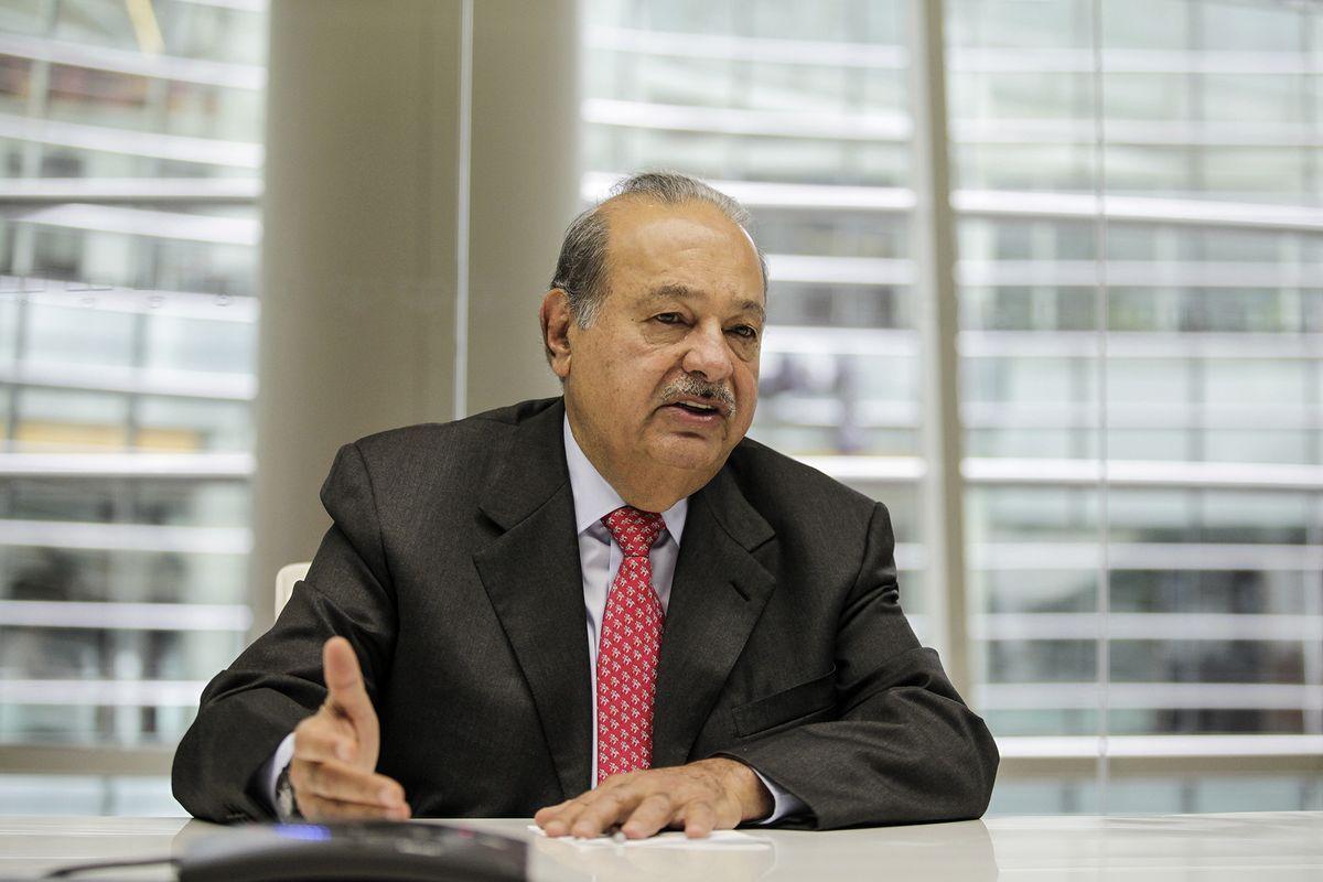 Carlos Helu