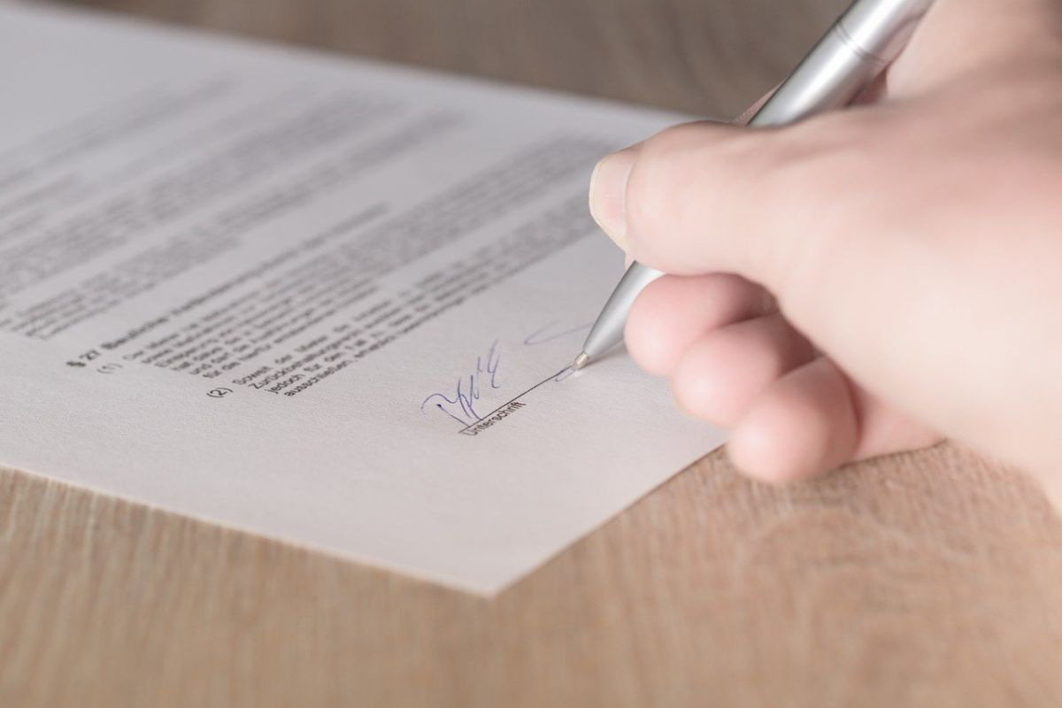 How to fill in the investment declaration
