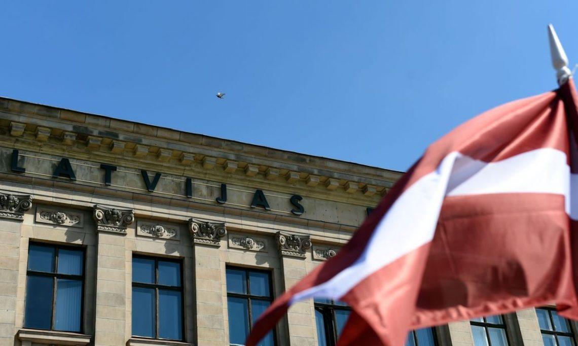 Latvia's GDP