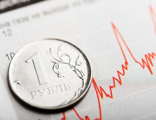 potential of the rouble
