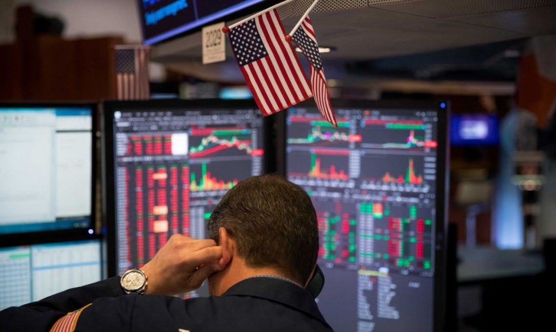 Record index fall