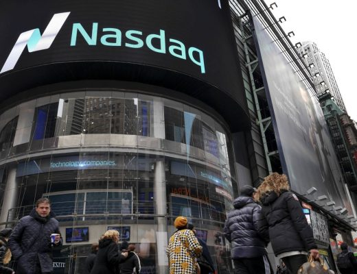 The Nasdaq Stock Exchange