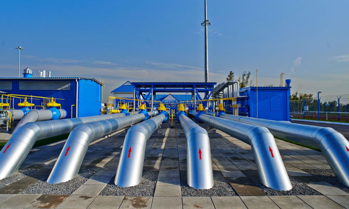 gas supply contract