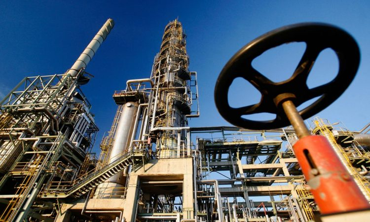 rise in oil prices