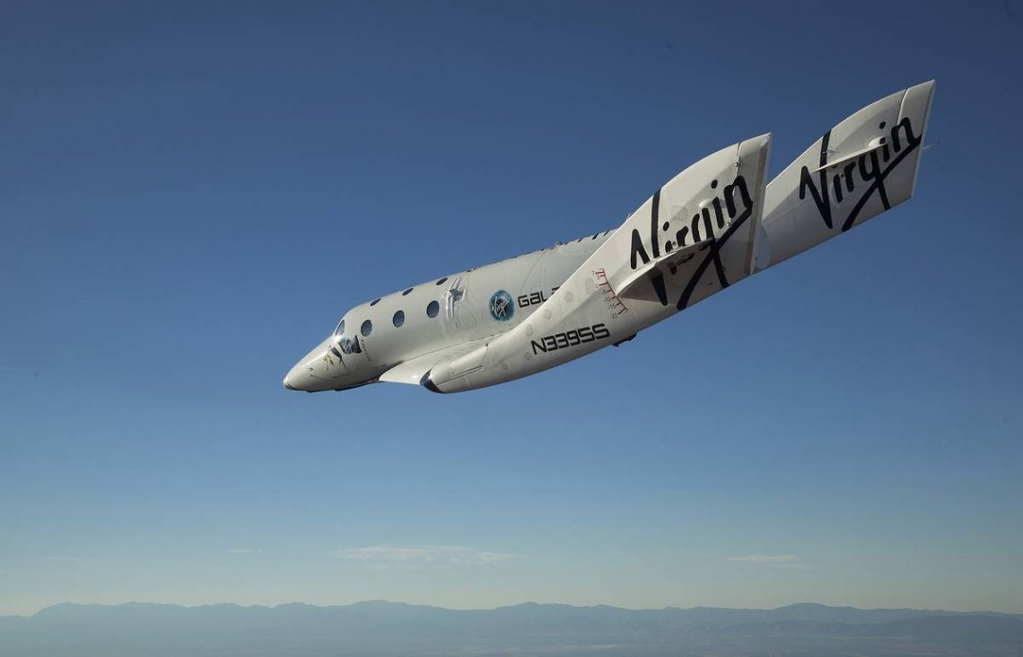 shares of Virgin Galactic