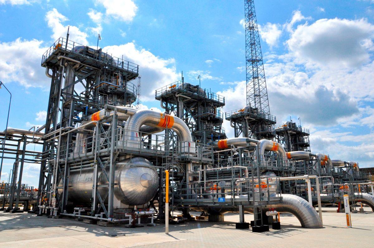 Russian gas supplies