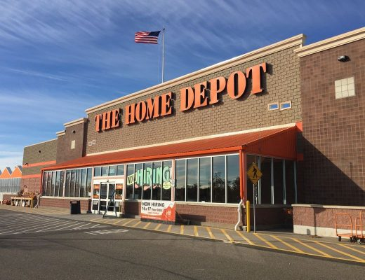 The Home Depot Inc