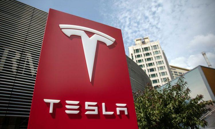 Tesla Motors shares