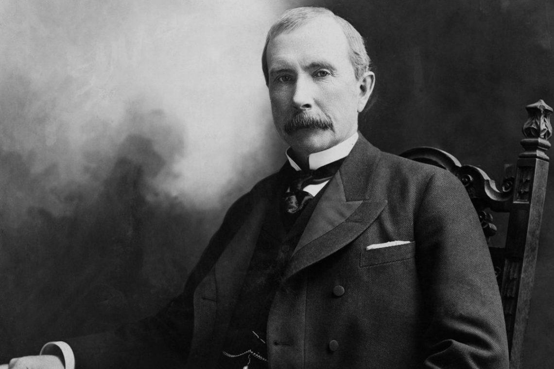John Rockefeller biography