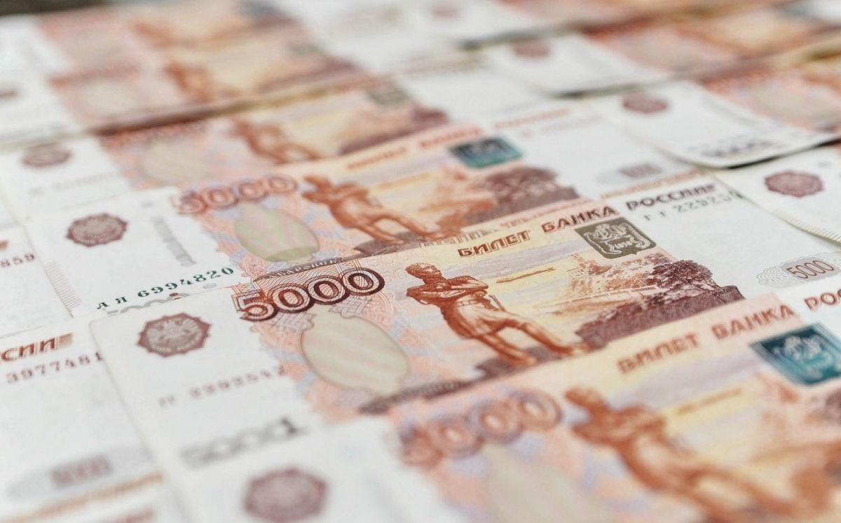 strengthening of the Russian ruble